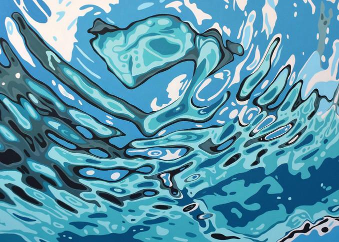 Below The Surface Open Edition Print Art | juliesiracusa
