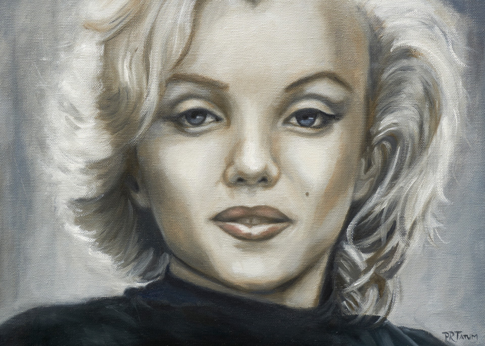 Marilyn Art | Pamela Ramey Tatum Fine Art
