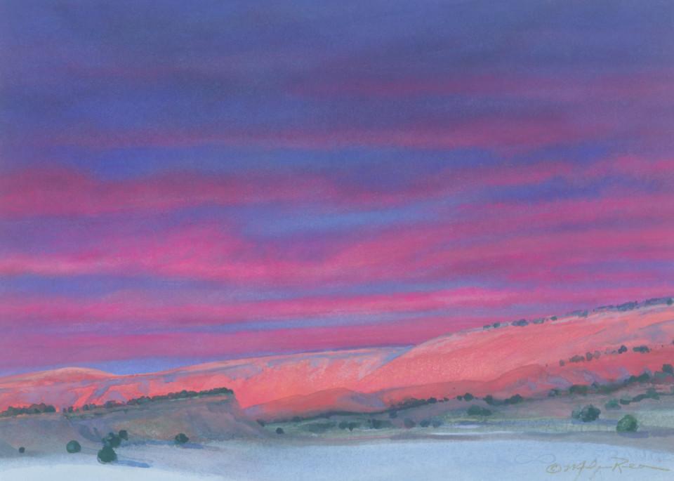 Apache Land I Art | Marilyn Rea Nasky Art