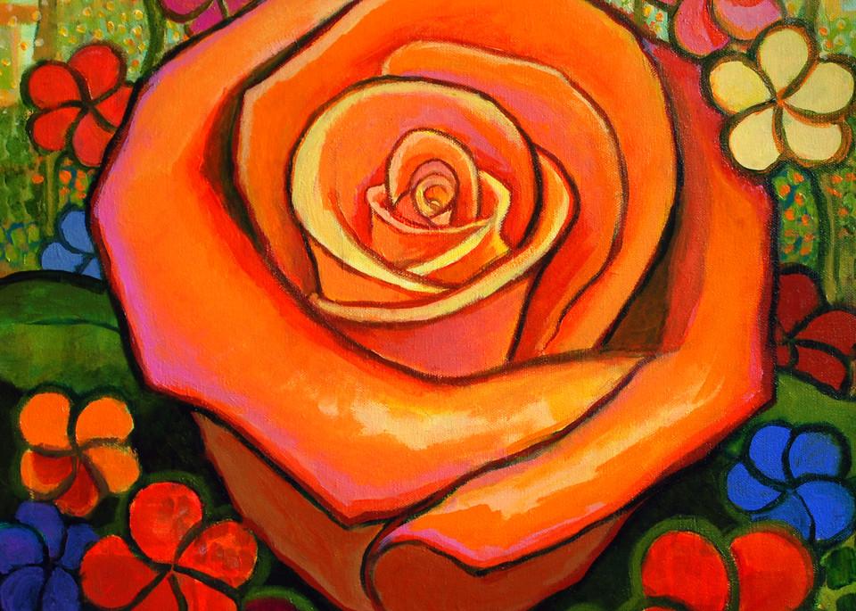 In Full Bloom, by Jenny Hahn