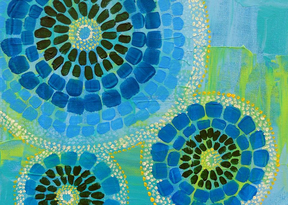 Kaleidoscope 3, by Jenny Hahn