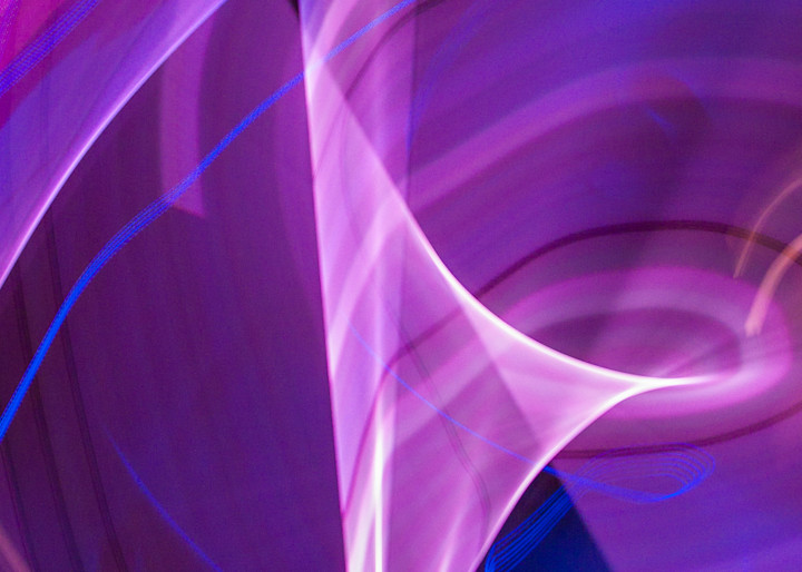 Camera Toss Blue And Purple | Online Art Photography Store