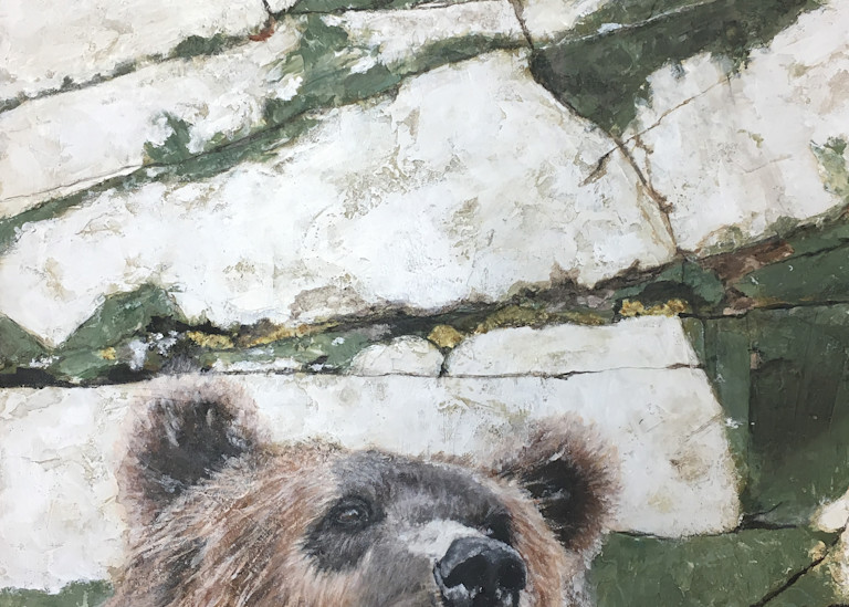 Hey Bear! by Rachel Hurst