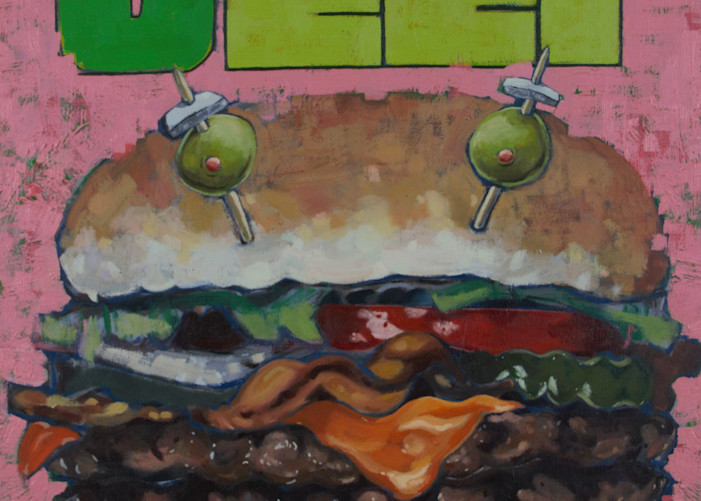 Matt Pierson Artworks | Sweet Beef