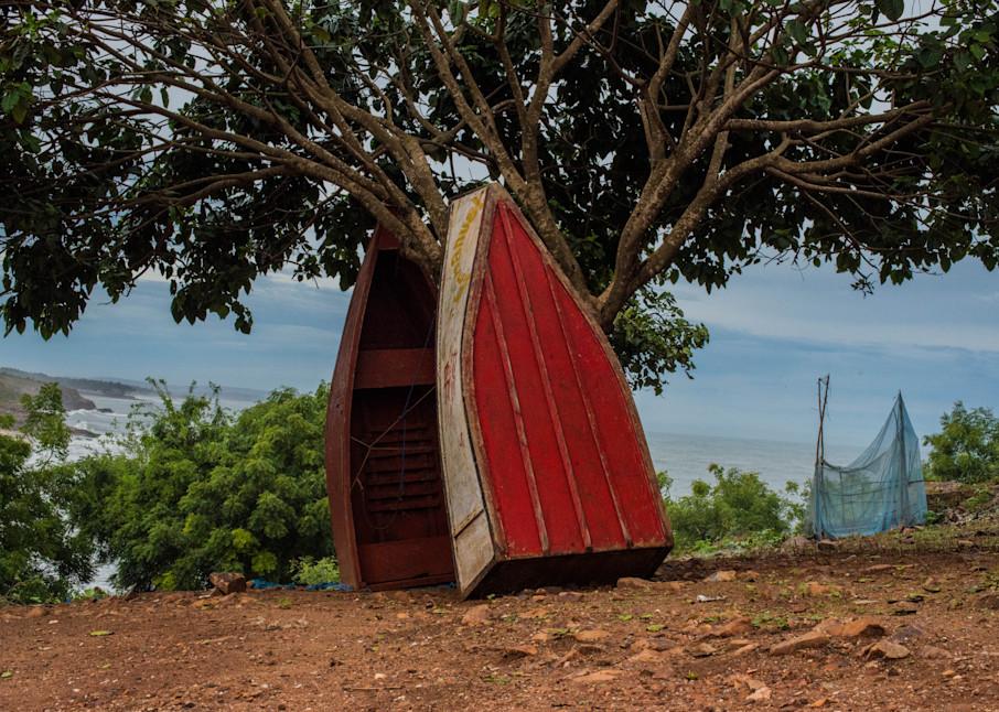 Ghana Village 7 Art | Roost Studios, Inc.