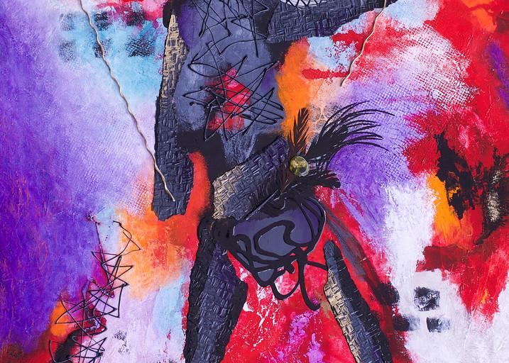 Brave Heart Art | Nathalie Marino