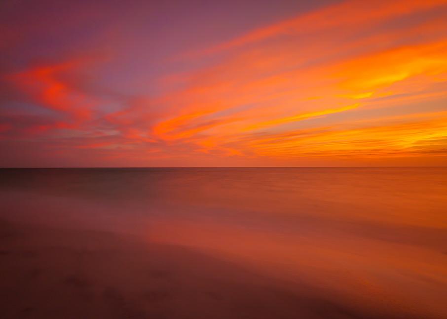 Coastal Sunset No.1