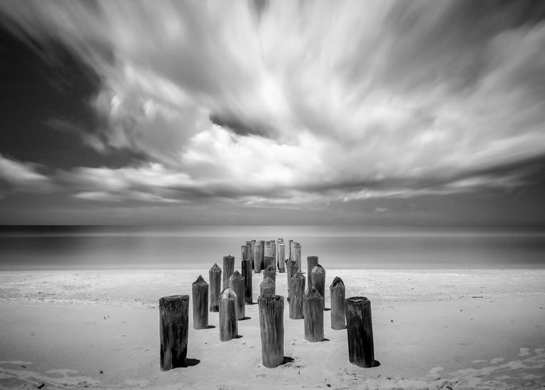 Beach Pilings - No.2