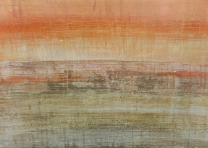 Formations: Desert Sunset Art | Studio Artistica