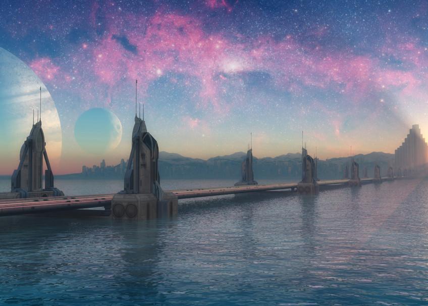 Bifrost Bridge | Cynthia Decker