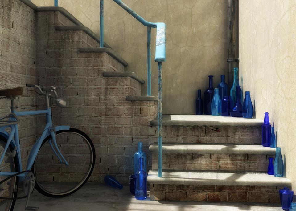 The Bottle Collector | Cynthia Decker