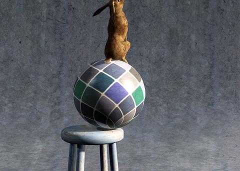 Equilibrium II | Cynthia Decker