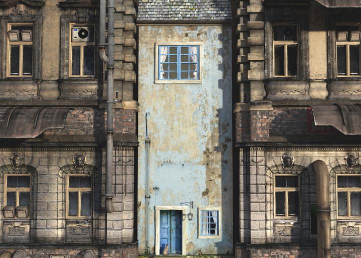 The Holdout | Cynthia Decker