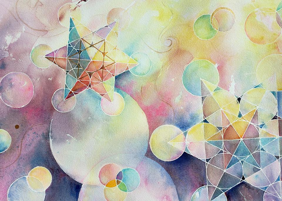 Gift Of Gabriel Iii (Joy Of Music) Art   Bright Spirit Studio