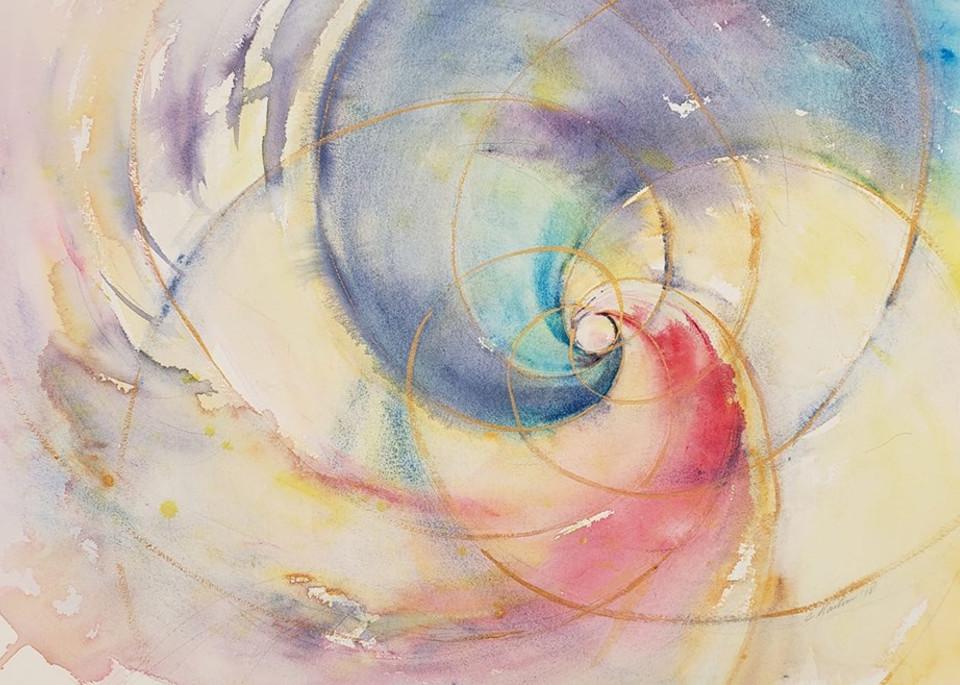 Gift Of Gabriel I (Sacred Union) Fine Art Print Art | Bright Spirit Studio