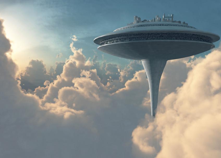 Cloud City | Cynthia Decker