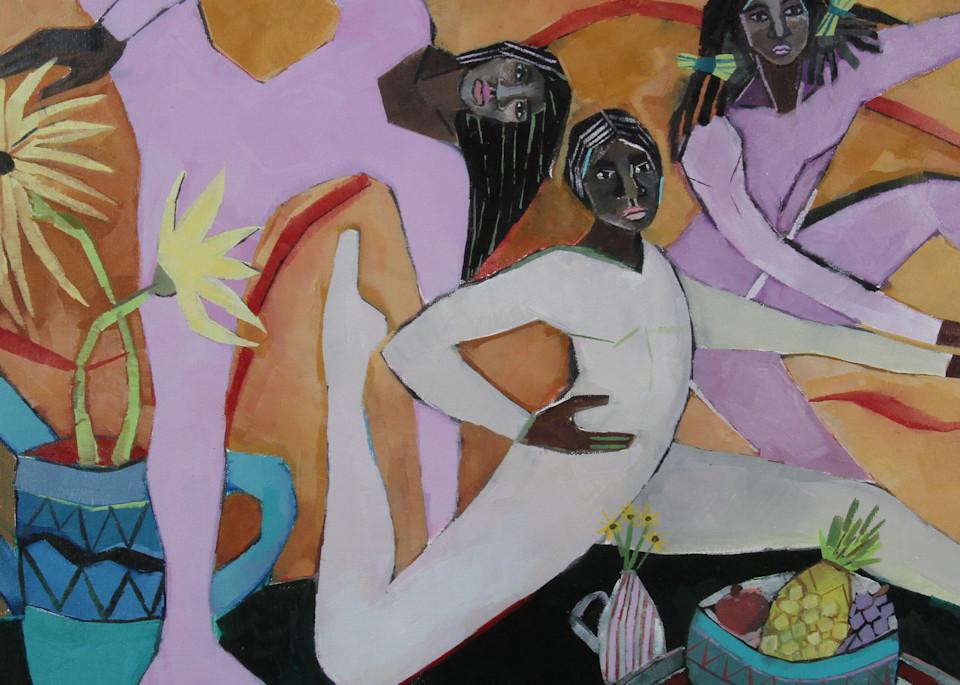 Susan Slotnick African American Modern Dancers