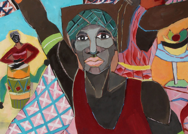 Susan Slotnick African Dance