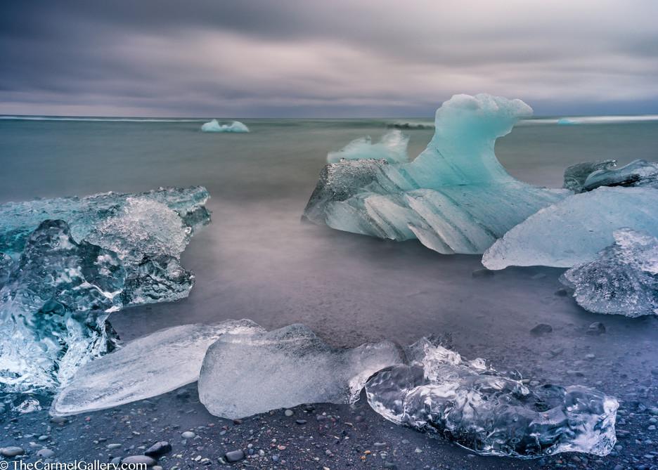Crystal Ice Art | The Carmel Gallery