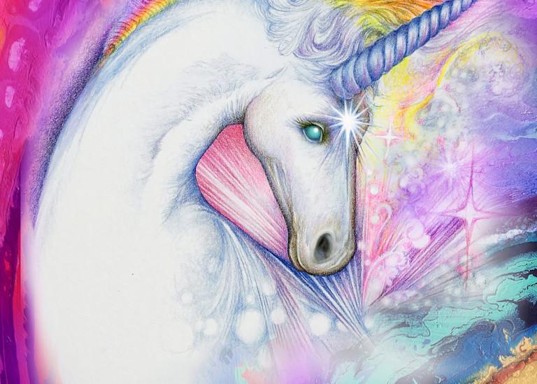 God's Ride Art | Joan Marie Art