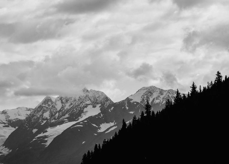 Alaskan Contrasts | Kirby Trapolino Fine Art Photography
