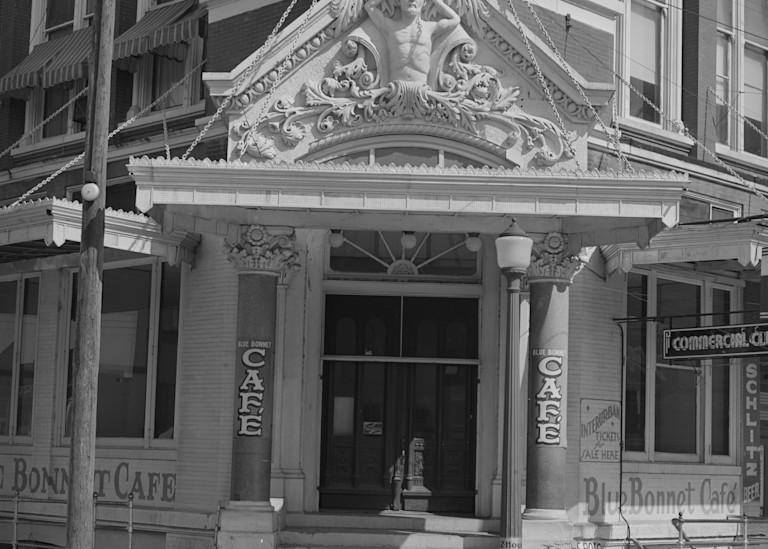 Blue Bonnet Café   Circa 1940 Art | Randy Sedlacek Photography, LLC