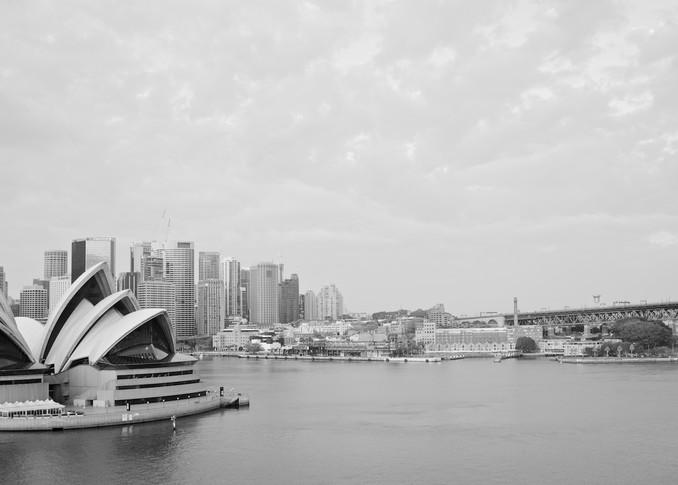 Sydneys Reception - Sydney Opera House Circular Quay NSW Australia