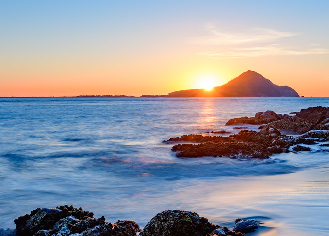 Sunrise Over Yacaaba - Port Stephens NSW Australia | Sunrise
