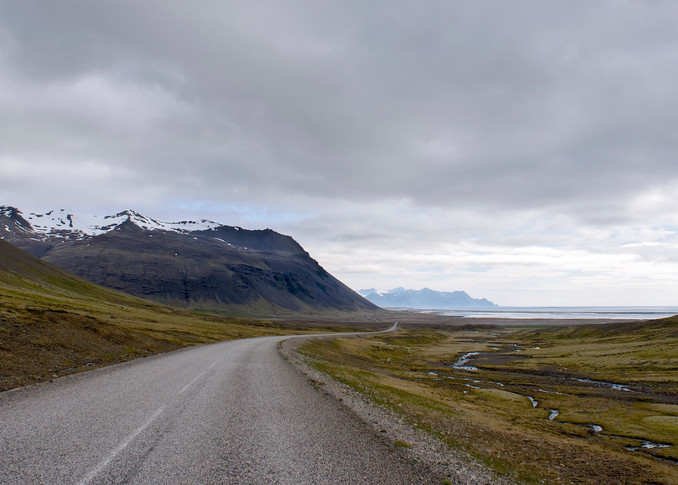 Road To Nowhere - Iceland | Limited Edition