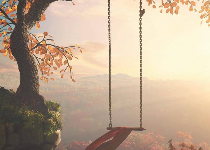 Tree Swing | Cynthia Decker