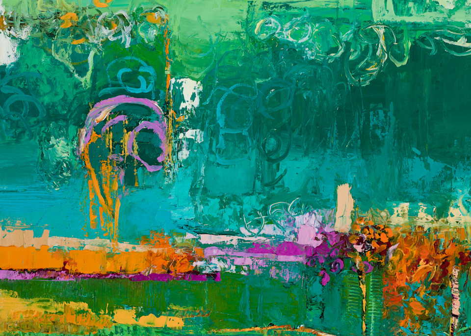 Contemporary Abstract Print