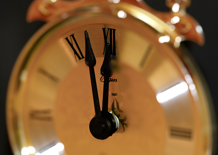 Clock   Selective Focus Photography Art | Drone Video TX