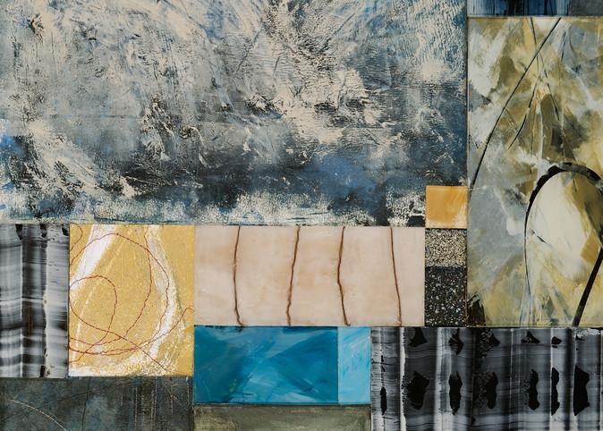 Geologic 1  (Print) Art | Laurie Fields Studio