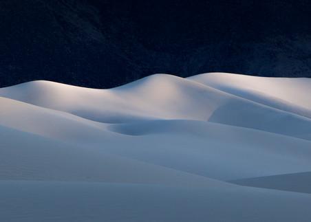 Last Light at Eureka Dunes 1:3