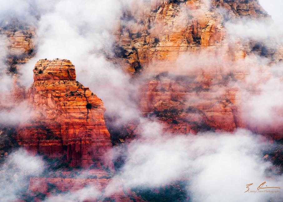 Sedona Clouds Photography Art | Casey Chinn Photography LLC
