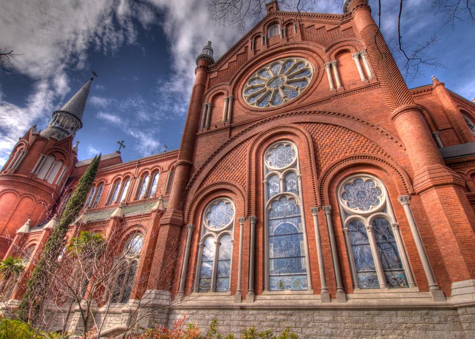 Sacred Heart Catholic Church - Augusta, Georgia - I