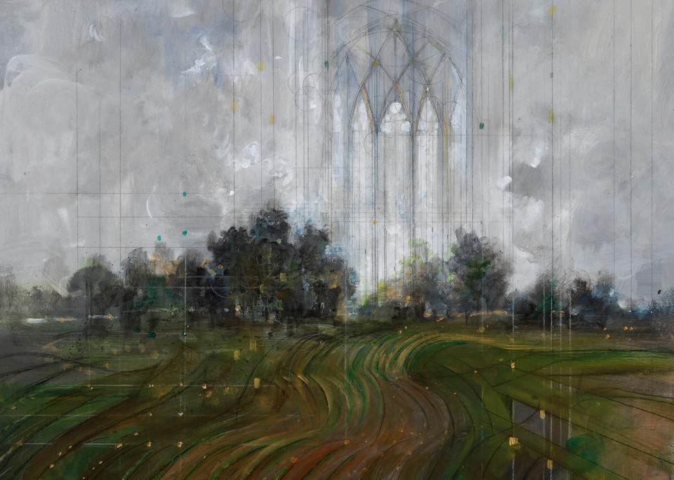 Field Hymn; Heroic View Art   Freiman Stoltzfus Gallery
