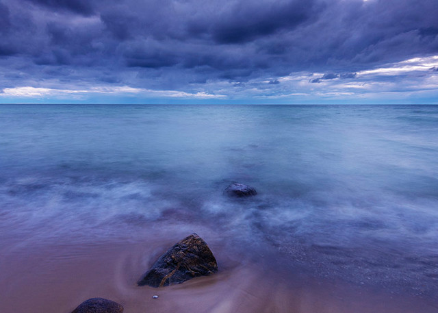 Constance Mier fine art photography - Michigan waterscapes