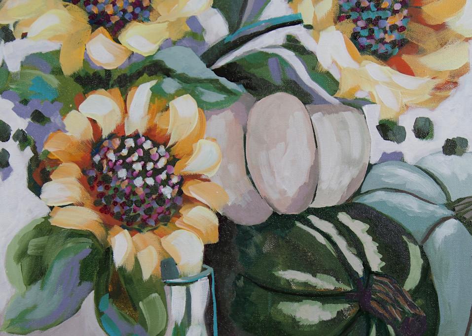 Scatter Sunshine Art | Kristin Webster Art Studio