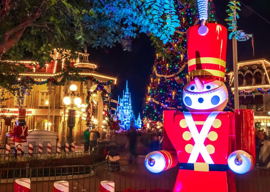 Toy Soldier Christmas 1 - Disney Christmas Photos