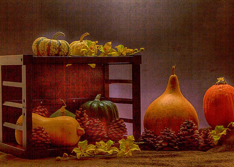 A Fine Art Photograph of Romantic Fruit by Michael Pucciarelli