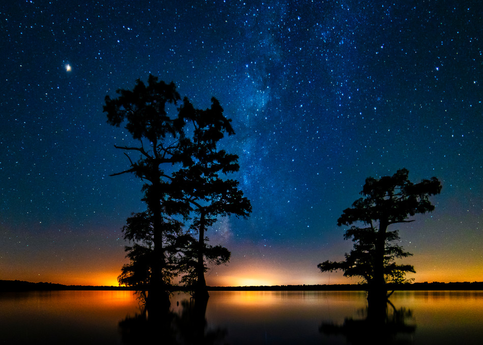 Star gazers swamp Milky Way photography