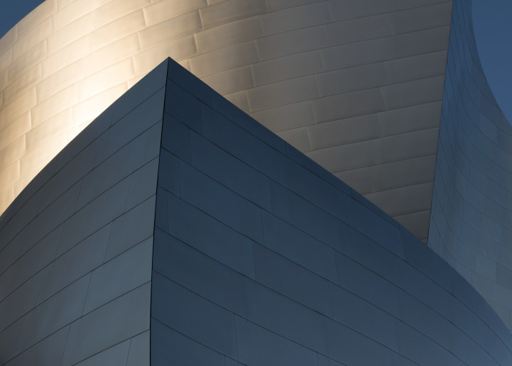 Disney Hall Ship Photography Art | Leiken Photography