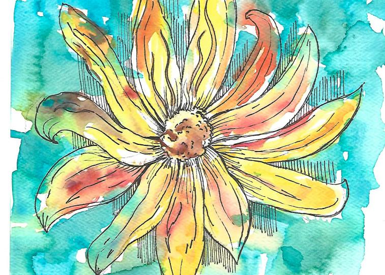 Matt Pierson Artworks   Sun Flower