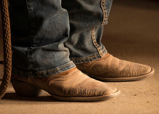 Boots Photo Print