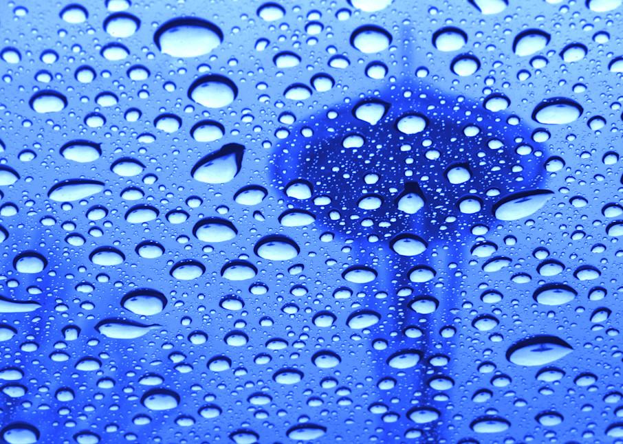 Space Needle Raindrops