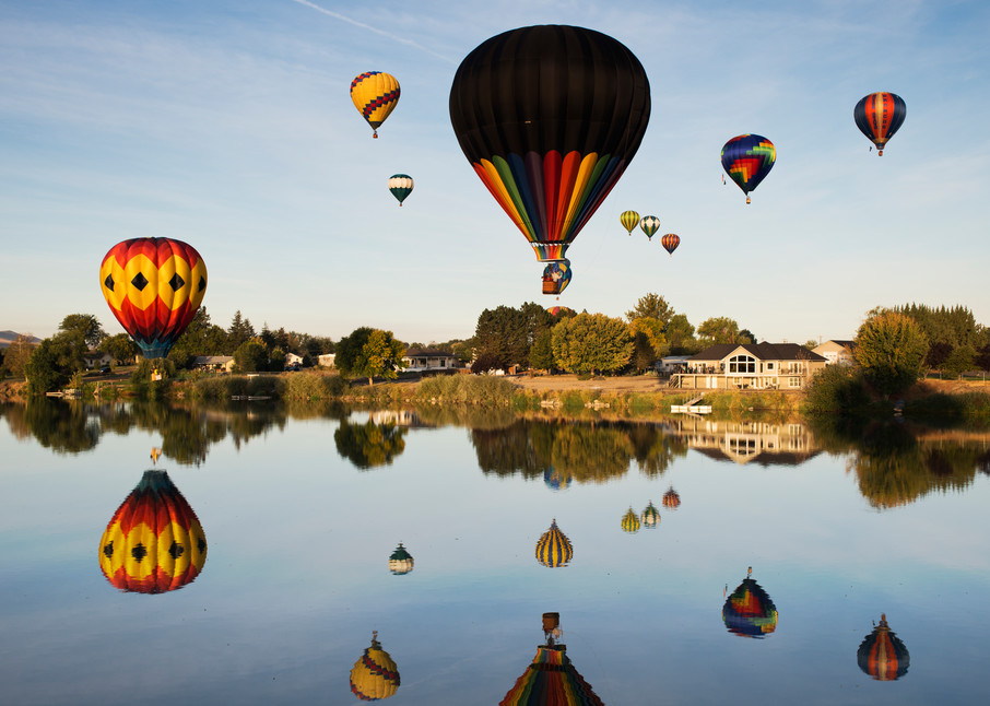 Prosser Balloon Rally