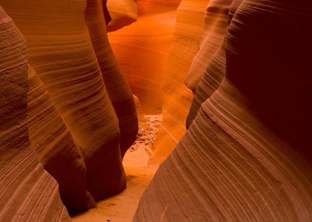 Antelope Canyon - Path Photo Print