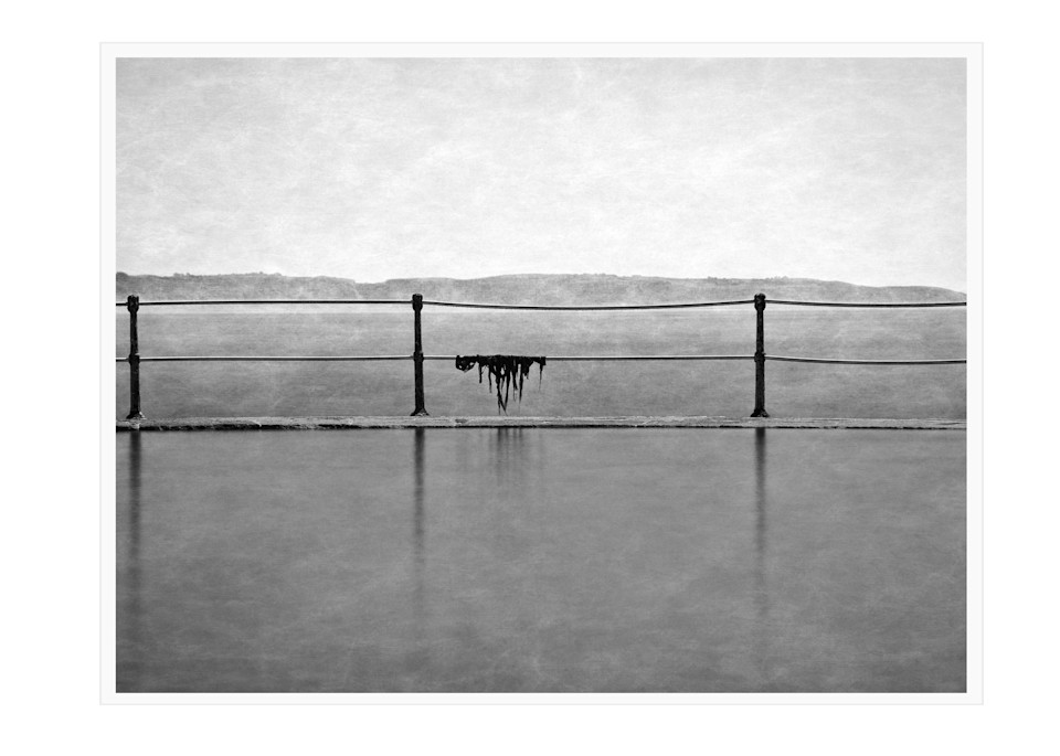51 La Valette Bathing Pool Seaweed Art | Roy Fraser Photographer