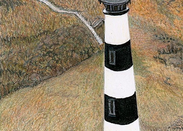 Lighthouse   Bodie Island Nc Art | Digital Arts Studio / Fine Art Marketplace